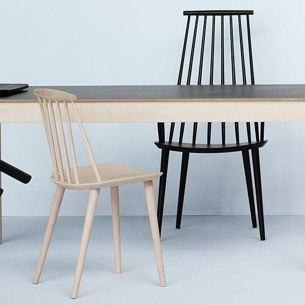 Topnotch J110 Dining Chair, Functionalist and democratic design, HAY YR-97