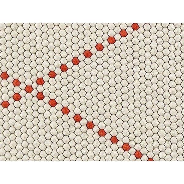 DOT CARPET : le tapis confortable et coloré par HAY