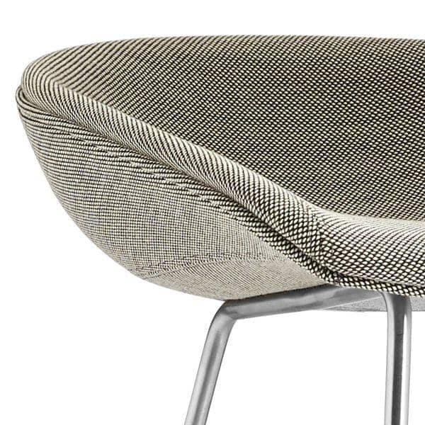 About a stool by hay ref aas39 steel base seat in - Tabouret hay about a stool ...