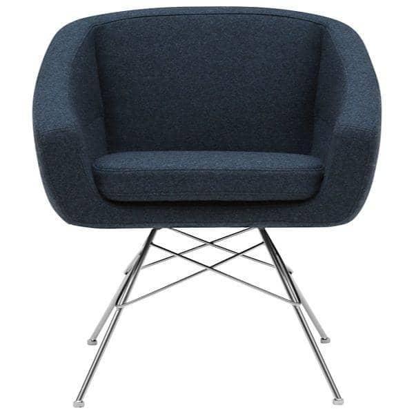 aiko bequem elegant und raffiniert sessel softline. Black Bedroom Furniture Sets. Home Design Ideas