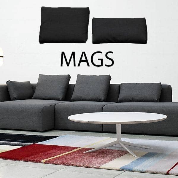mags cushion hay great colors two generous dimensions hay. Black Bedroom Furniture Sets. Home Design Ideas