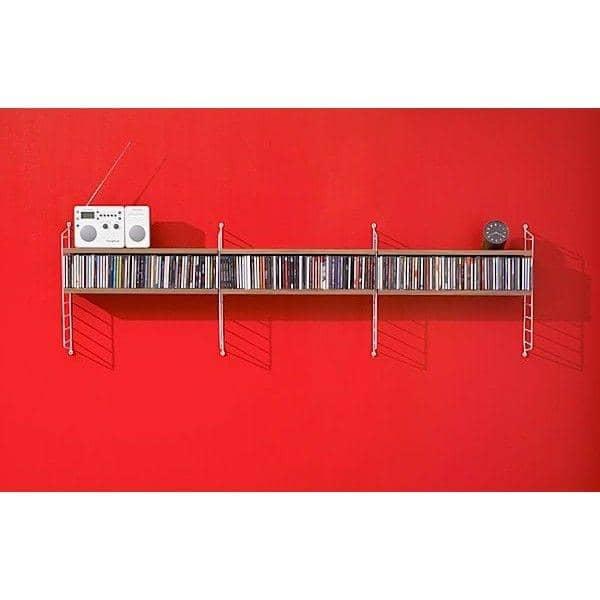 STRING POCKET نظام رفوف وحدات، النسخة الأصلية، وتصنيعها في السويد. - ديكو والتصميم