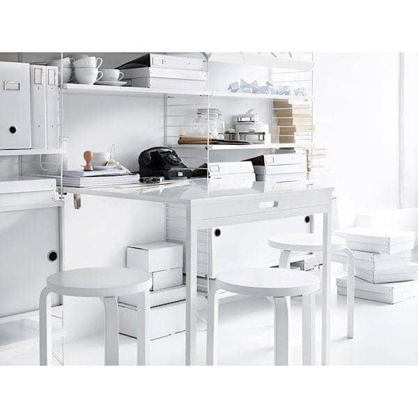 STRING SYSTEM, criar seu próprio armazenamento modular system, de A a Z - Versão original, projetado e fabricado na Suécia - deco e design