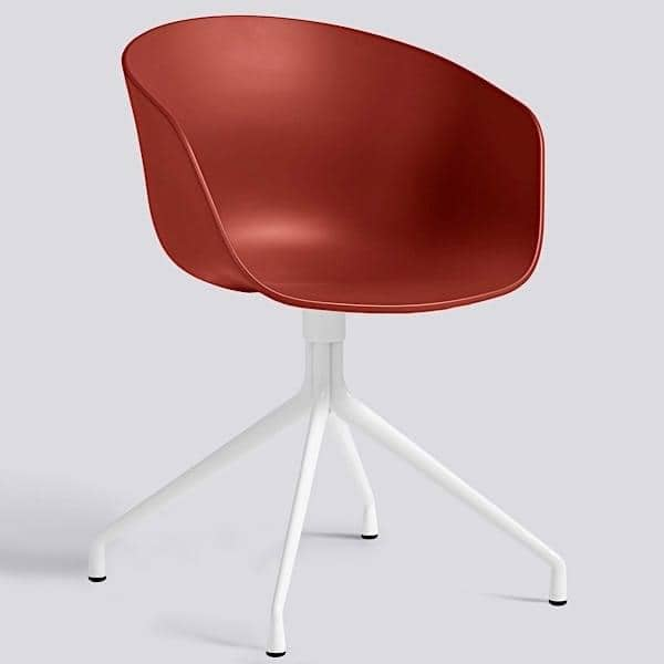 ABOUT A CHAIR ref AAC20 Polypropylene shell optional  : about chair ref aac20 polypropylene shell optional fixed cushion aluminium legs hee welling from www.my-deco-shop.com size 600 x 600 jpeg 11kB
