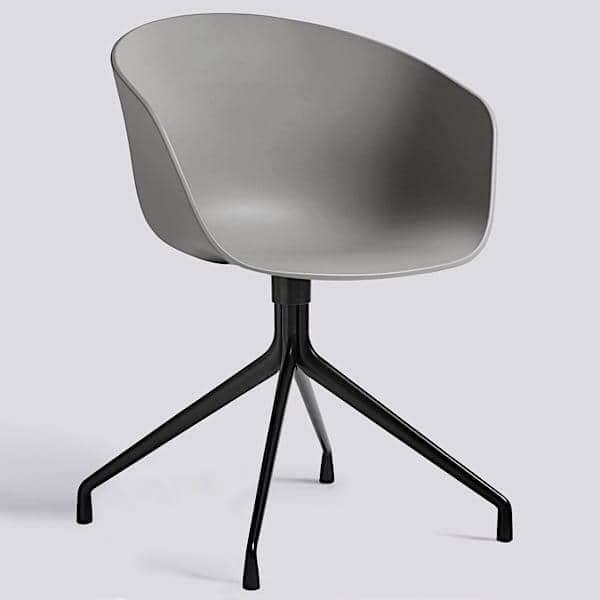 ABOUT A CHAIR ref AAC20 Polypropylene shell HEE  : about chair ref aac20 polypropylene shell optional fixed cushion aluminium legs from www.my-deco-shop.com size 600 x 600 jpeg 13kB