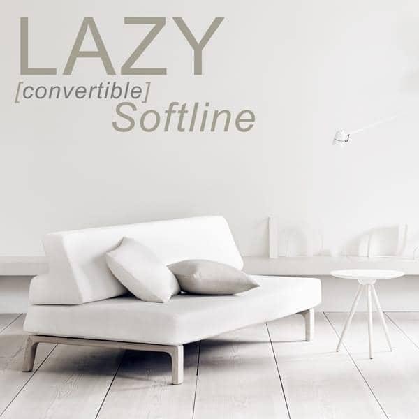 beautiful einfache dekoration und mobel hay dot cushion #2: Das Schlafsofa LAZY, konvertieren Ihr Sofa in ein Bett in Sekunden. Deko und  Design ...