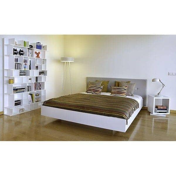float lit 153 x 200 cm 160 x 200 cm ou 180 x 200 cm temahome. Black Bedroom Furniture Sets. Home Design Ideas