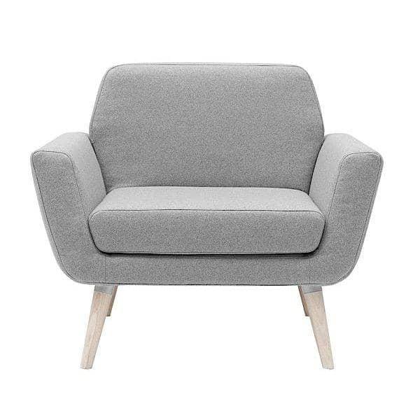 Scope un sill n agradable y c modo softline for Sillon orejero comodo