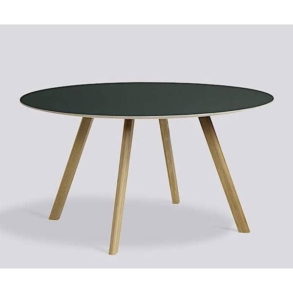 der copenhague runde tisch cph20 und chp25 hergestellt im. Black Bedroom Furniture Sets. Home Design Ideas