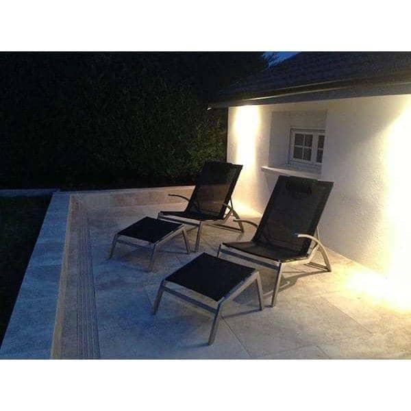 Multifunkioneller Lounge Sessel, ALCEDO, Edelstahl Und BATYLINE, Innen Und  Außenbereich, In Europa Gemacht TODUS   Entworfen Von JIRI SPANIHEL