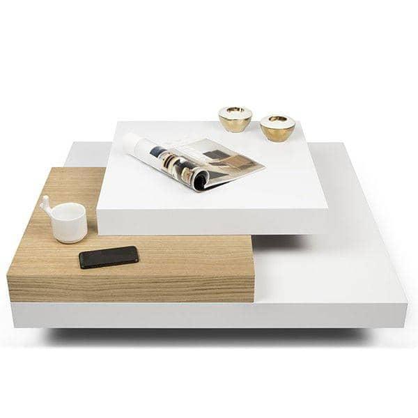 slate table basse l 39 effet b ton avec la souplesse de mat riaux l gers designer in s martinho. Black Bedroom Furniture Sets. Home Design Ideas