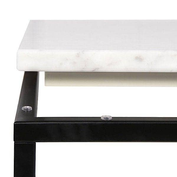 PRAIRIE, table basse et table d'appoint, en placage de bois ou marbre, de jolies réalisations, bien dans l'air du temps ! - designer : INÊS MARTINHO