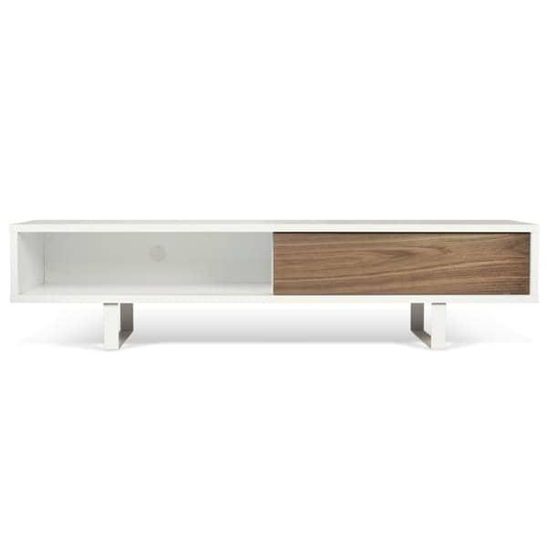 slide meuble tv ou buffet bas temahome. Black Bedroom Furniture Sets. Home Design Ideas