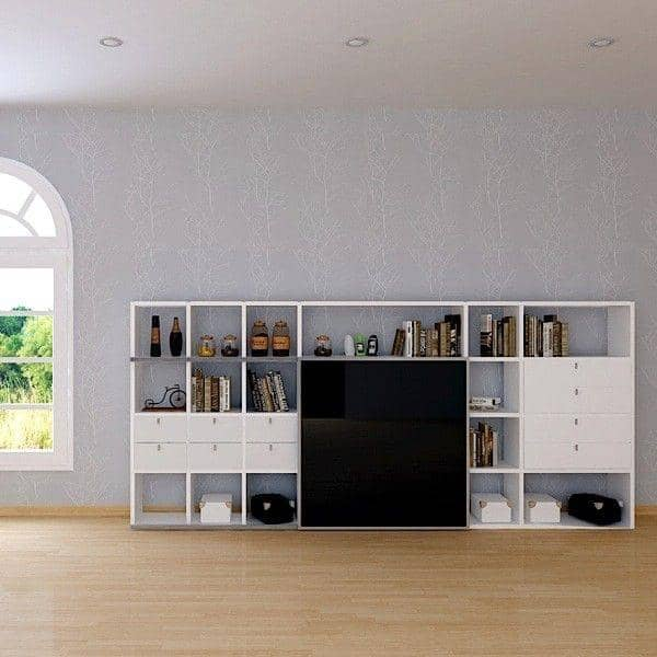 diy : créez votre système d'étagères compartimenté sur mesure, de ... - My Design Meuble