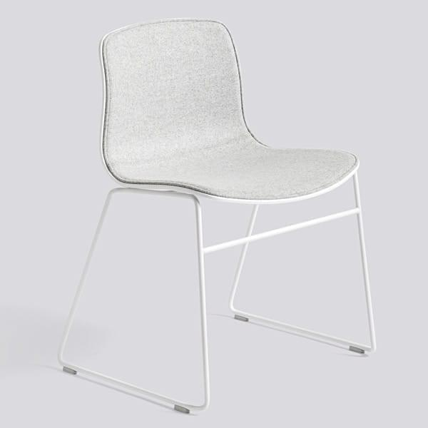 Pleasant About A Chair Ref Aac08 And Aac08 Duo Polypropylene Shell Feet In Lacquered Stainless Steel Hee Welling And Hay Dailytribune Chair Design For Home Dailytribuneorg