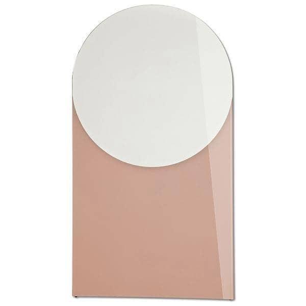SHAPES : miroirs fonctionnels, miroir et bois laqué