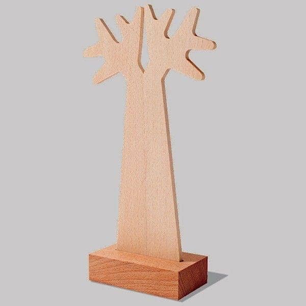 DU BOUT DES BRANCHES, salad set, solid beech, eco-design
