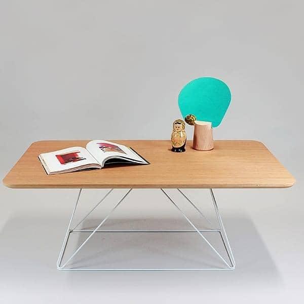 ... Coffee Table, Beech Plywood With Oak Vener, Eco Design ...