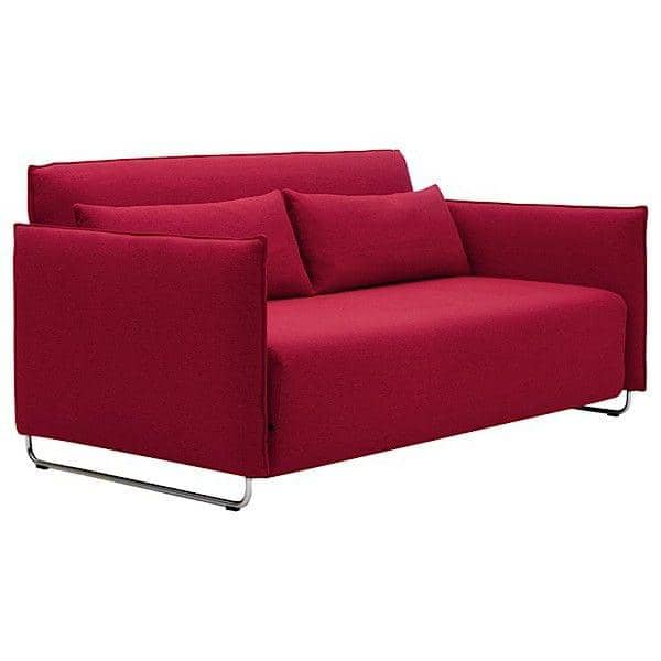 Small Space Convertible Furniture: CORD, A Convertible Sofa, A Convertible Armchair, SOFTLINE
