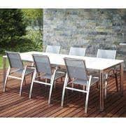 ARIA שולחנות אוכל או שולחן קפה, גרסת קרמיקה, על ידי TODUS בחירה של ממדים, קווים חזקים, נקיים גדולה: מושלמים לשימוש במרפסת או בסלון שלך