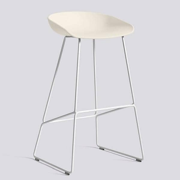 ABOUT A STOOL, stool ved HAY - ref. AAS38 og AAS38 DUO - AAS38, polypropylen skall