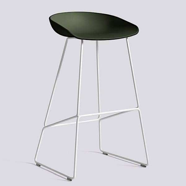 ABOUT A STOOL, stool ved HAY - ref. AAS38 og AAS38 DUO - AAS38, polypropylenskal