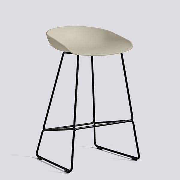 about a stool by hay ref aas38 steel base polypropylene shell hee welling hay. Black Bedroom Furniture Sets. Home Design Ideas