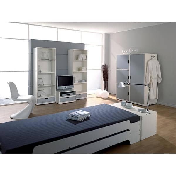 stapelbares bett stack m ller m belwerkst tten. Black Bedroom Furniture Sets. Home Design Ideas