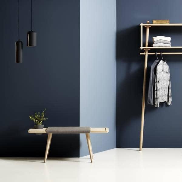 T jbox porte manteau en bois co design woud for Garderobe italienisches design