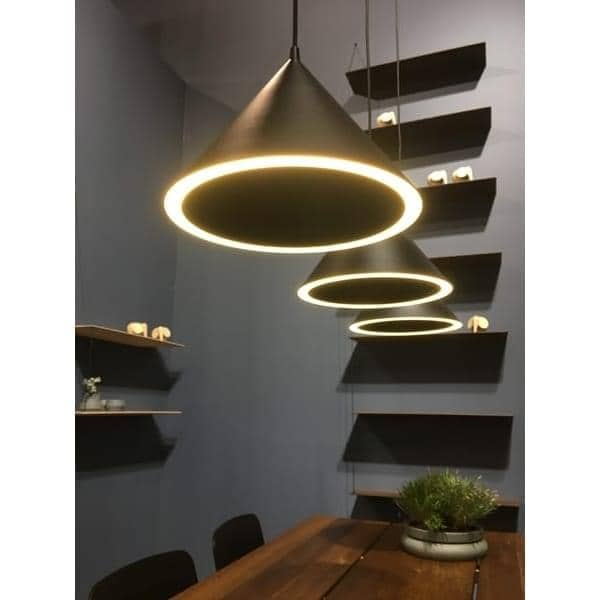 Suspension ANNULAR, LED, un cercle parfait de lumière