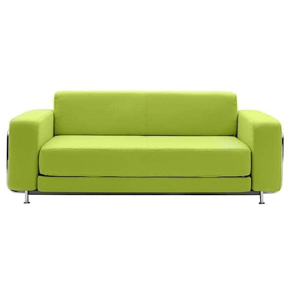 Silver un sof convertible para 2 personas softline for Sofa cama para dos personas