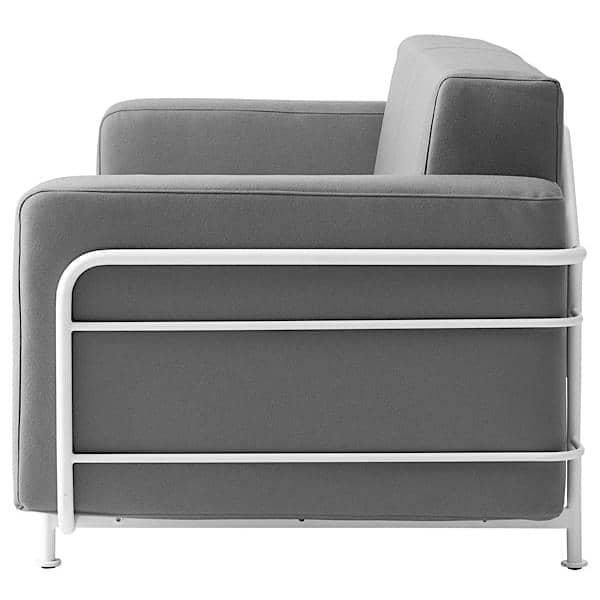 silver ein verwandelbarer sessel softline. Black Bedroom Furniture Sets. Home Design Ideas