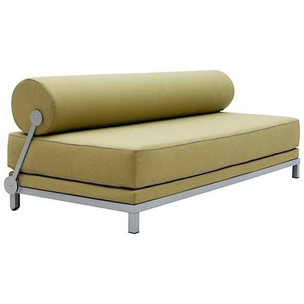 Canap lit sleep compact convertible en lit 2 personnes softline - Lit convertible 1 personne ...