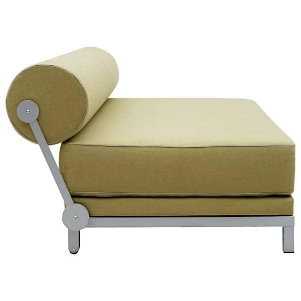 Canap lit sleep compact convertible en lit 2 personnes softline - Canape lit 1 personne ...