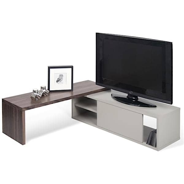 meuble tv extensible et pivotant move temahome. Black Bedroom Furniture Sets. Home Design Ideas