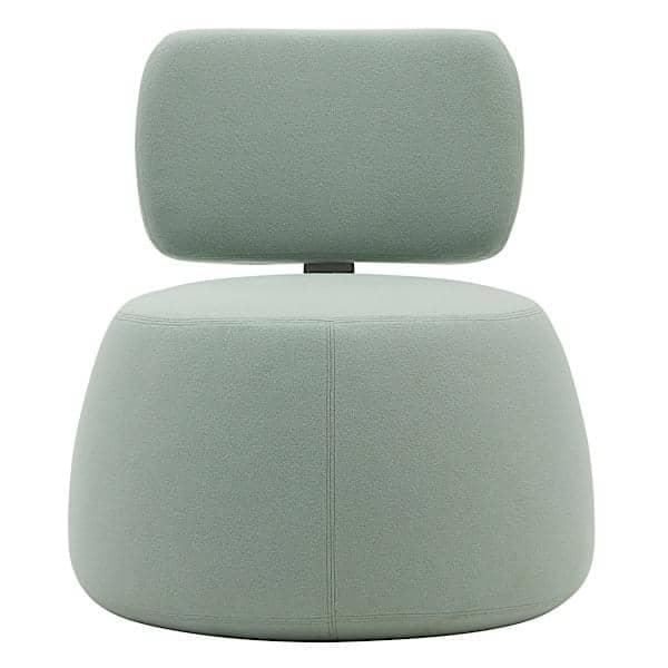 MAG, chaise lounge futuriste