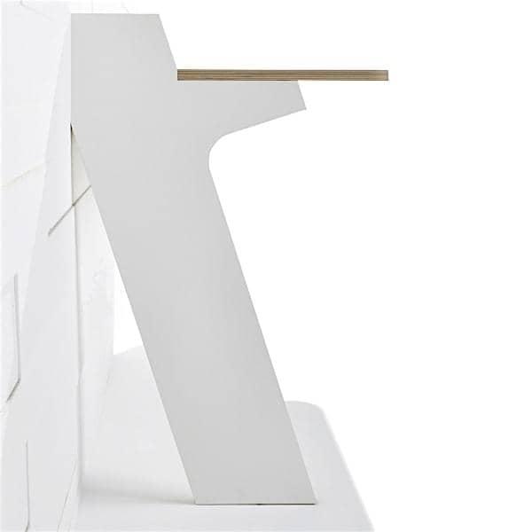 SLOPE, Konsole Schreibtisch, An Der Wand, Ein Multiplex   Holz. LEONHARD  PFEIFER