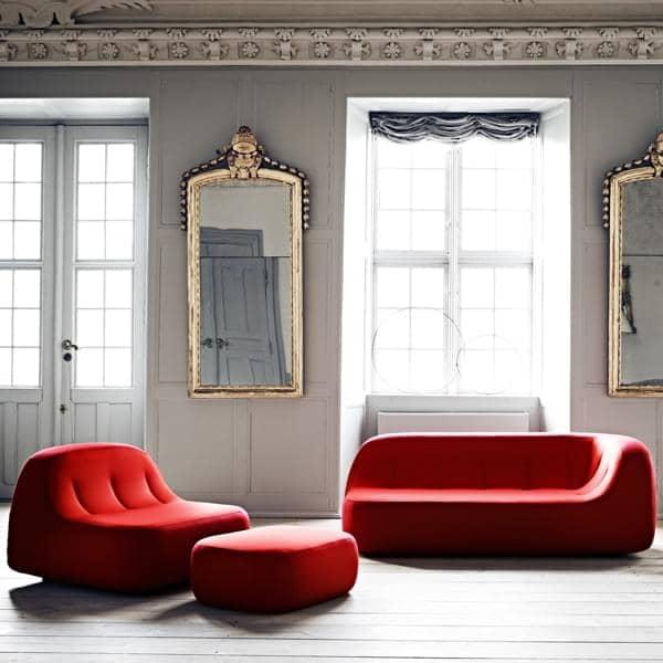 SAND, un sofa aux formes douces et organiques