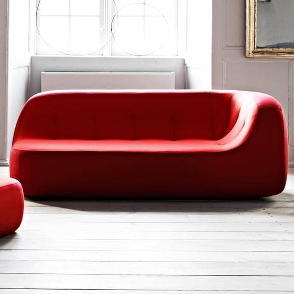 Sand Un Sofa Aux Formes Douces Et Organiques