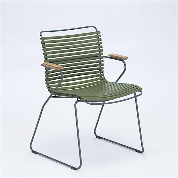 Sedia da pranzo click system outdoor houe - Sedia da pranzo ...