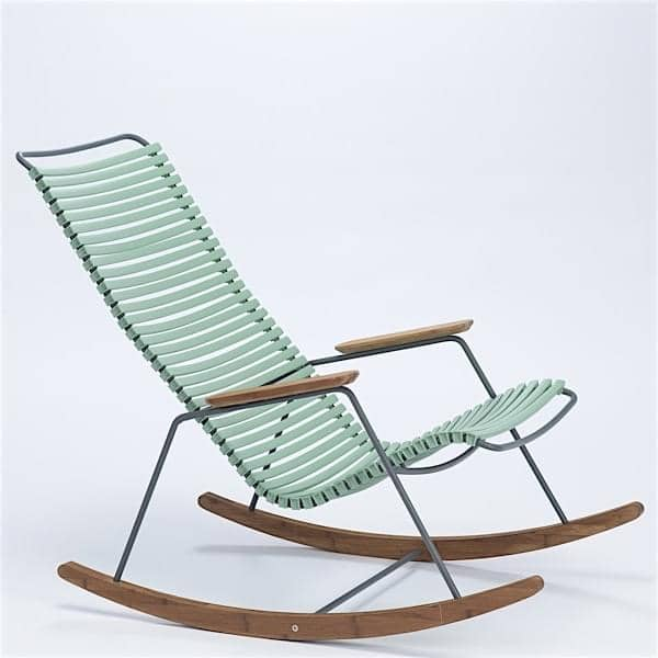 Swell Rocking Chair Click System Resin And Steel Outdoor Lamtechconsult Wood Chair Design Ideas Lamtechconsultcom