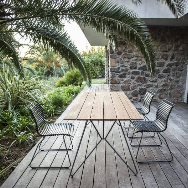 Sketch tavolo da giardino houe for Bambu giardino