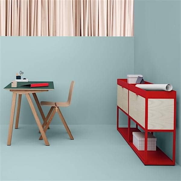 NEW ORDER, DIY: create a simple or complex storage composition, and associate a beautiful table or a practical desk