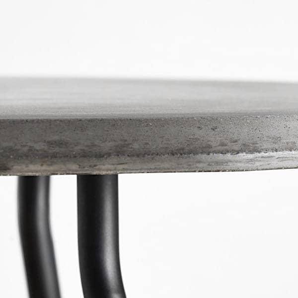 Scandinavian Design Side Tables: SOROUND Side Table, Elegant Scandinavian Design. WOUD