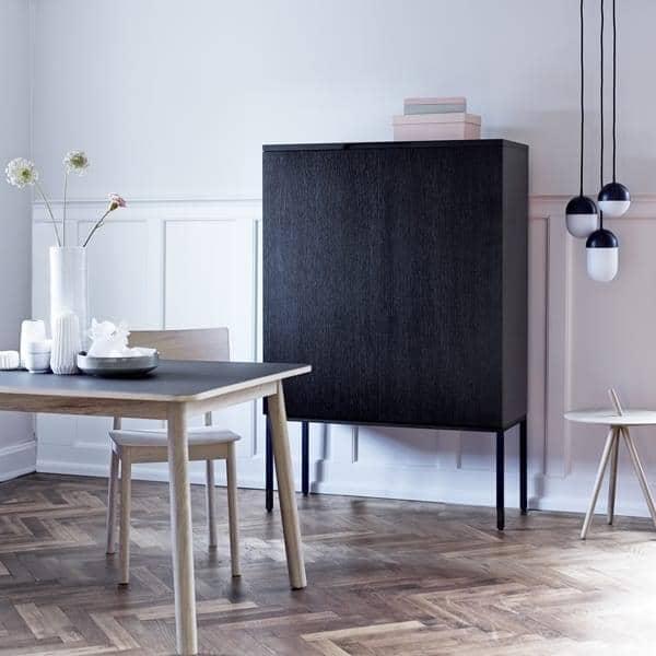 armoire barn mobilier scandinave en bois la simplicit efficace - Mobilier Scandinave
