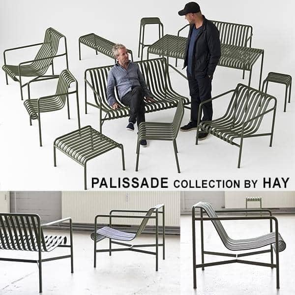 Kollektion PALISSADE   Stuhl, Sessel, Barhocker, Sofa, Tische Und Bank    Für ...