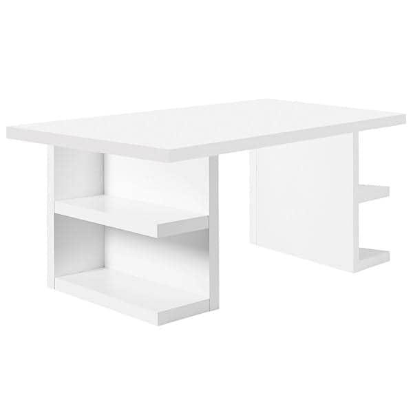 Bureaux et tables MULTI 160 ou MULTI 180, épurés et fonctionnels. TEMAHOME