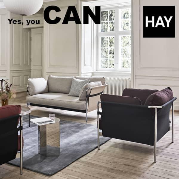 Das Can Sofa Der Bruder Bouroullec 2 Oder 3 Sitzer Sofa Und Sessel Funktional Und Komfortabel