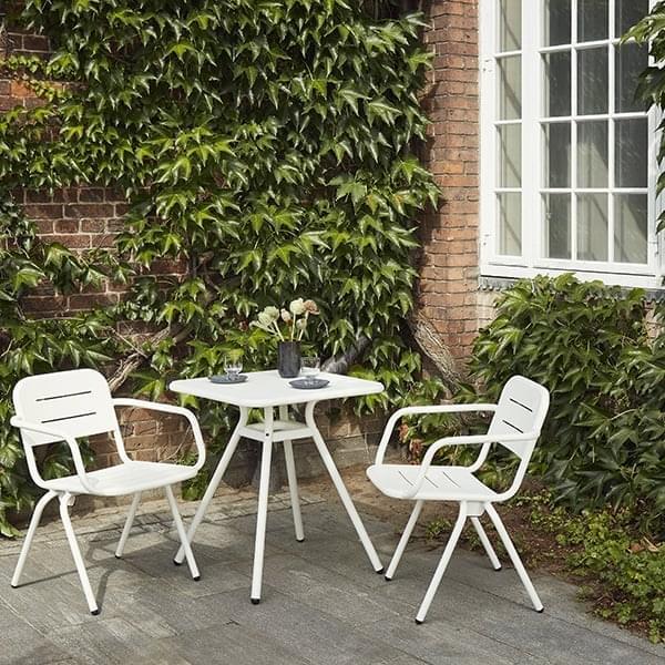 Chaise De Table A Manger Moderne Et Outdoor Ray Par Woud