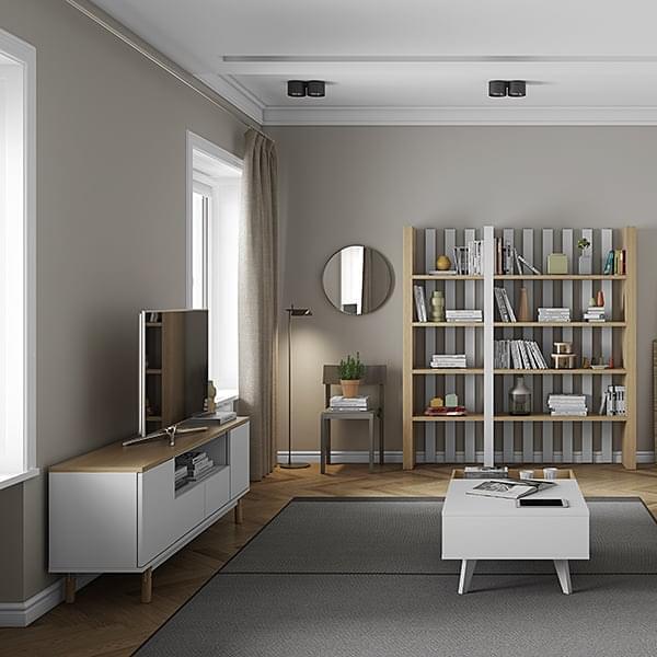 Mobile TV LYON, design ed elegante. TEMAHOME